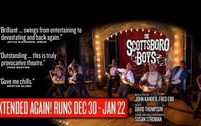 The Scottsboro Boys at SpeakEasy