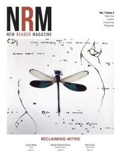 Cover New Reader Magazine December 2018