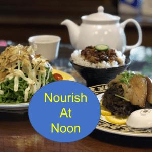 Small Group Nourish at Noon