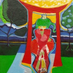 Lynn Farwell Contemporary Art Courtenay Bc Art Alchemy Studio