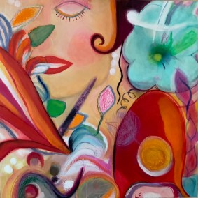 Lynn Farwell Contemporary Artist Courtenay B.C.