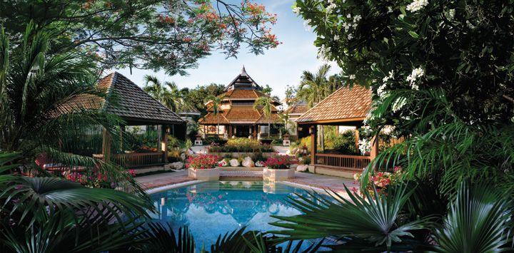 ShangriLa Mactan Resort Cebu - Chi, The Spa at Shangri-La