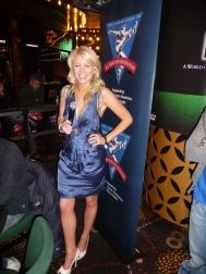 Commentating the EJ Whitten Charity Poker Tournament Final Table