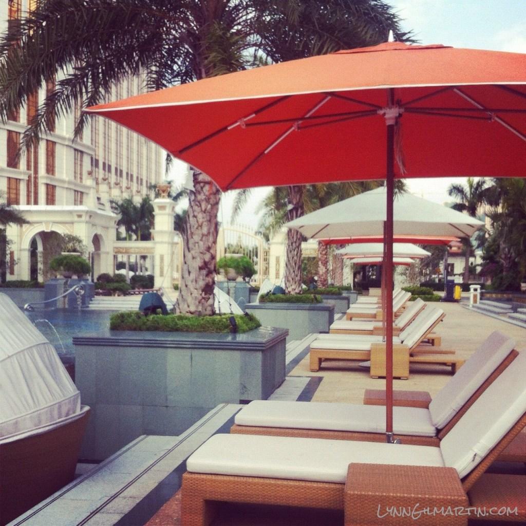 The Banyan Tree Macau Pool