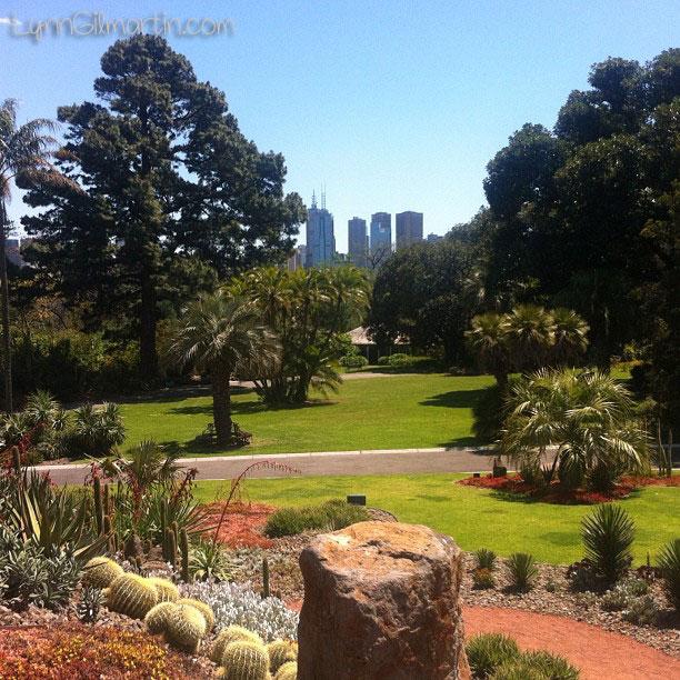 Melbourne Royal Botanic Gardens