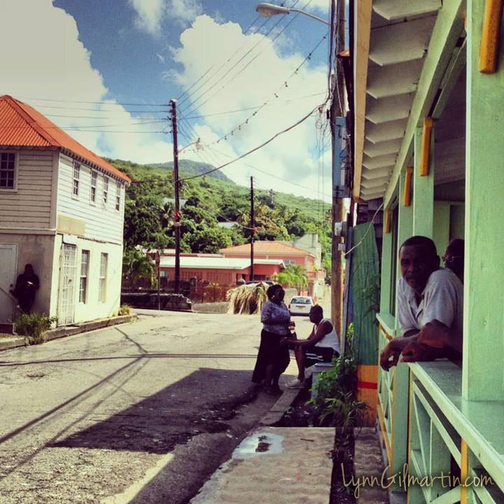 Basseterre, St Kitts