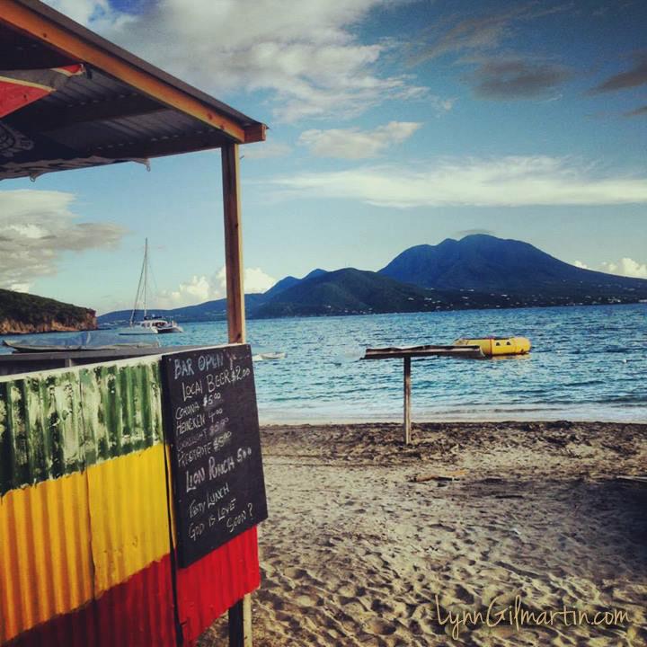 Lion Rock Bar, St Kitts