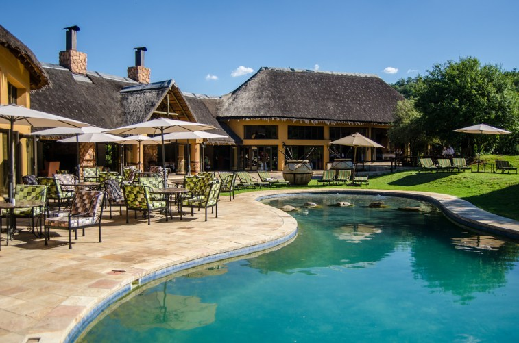 Ivory Tree Game Lodge in Pilanesburg, South Africa