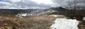 Panorama of Gunstock.