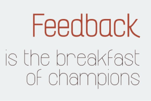 feedback-is-breakfast