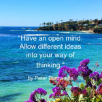 Quote - Have an open mind by Peter Diamandis