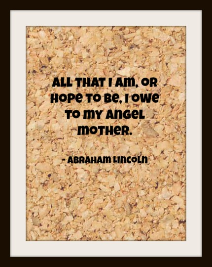All That I Am by Abraham Lincoln