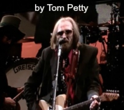 Song - Wildflowers by Tom Petty