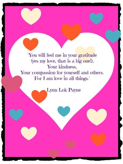Quotes - Love by Lynn Lok-Payne