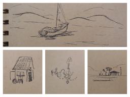 Dingle Sketchbook 02 smaller