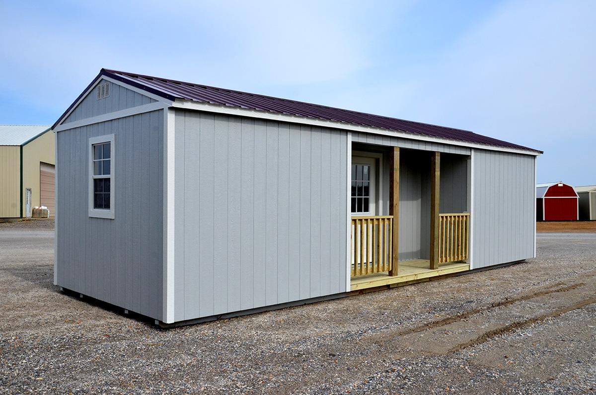 DERKSEN Portable Buildings  Lynns of Warren Arkansas