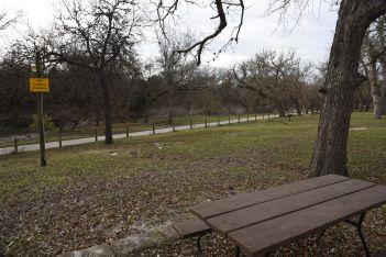 Advantage to site: no campsites behind us!
