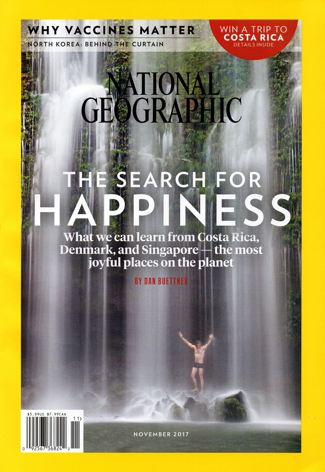 "National Geographic - ""Grown at Home"", flowers by LynnVale Studios, November"