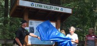 Lynn Valley LINK trail becomes a reality