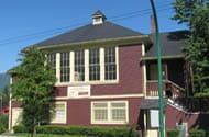 Lynn Valley Parent Participation Pre-school Building