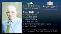 Tim Hill - Mortgage Broker