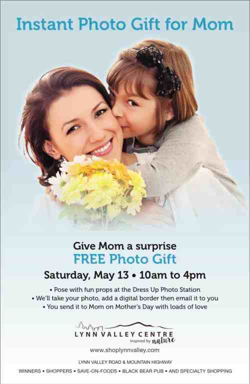 LV Centre Mother's Day 2017