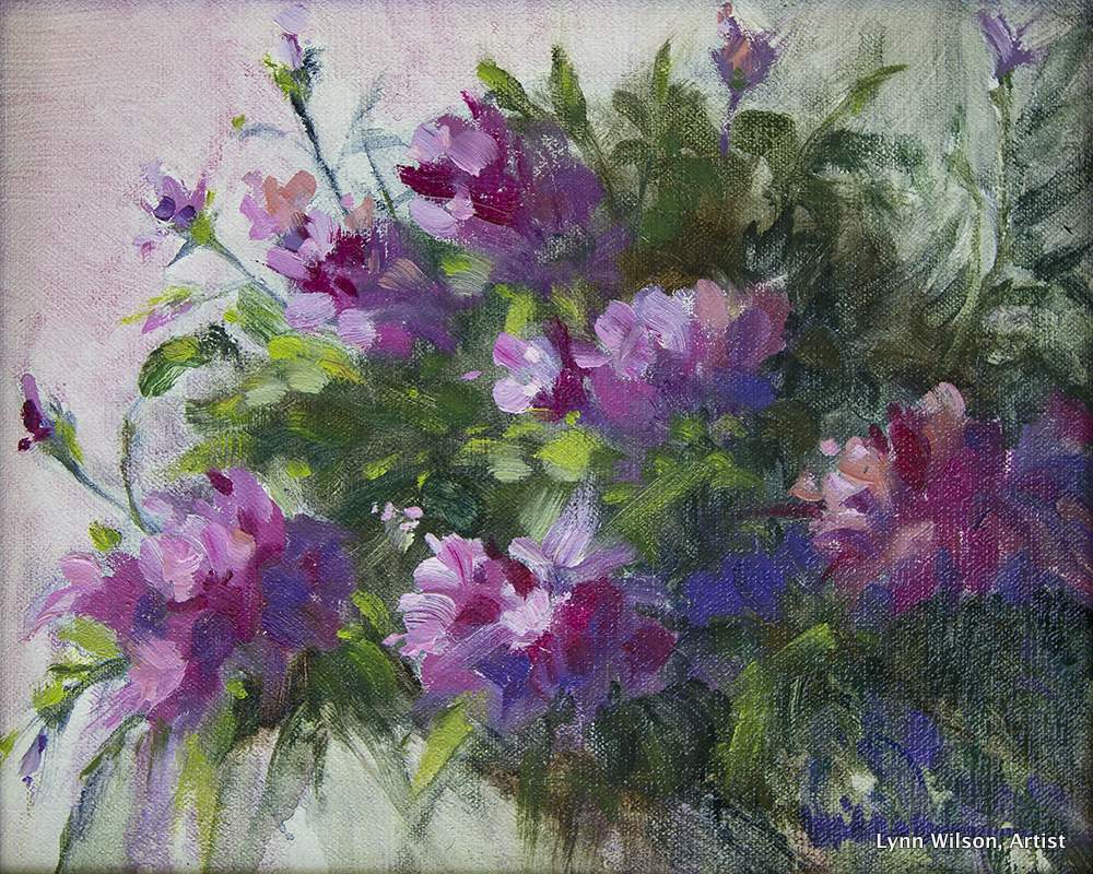 LynnWilson_Rose-n-Shine_Oil_8x10