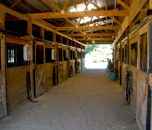 Boarding Lynnwood Equestrian Center