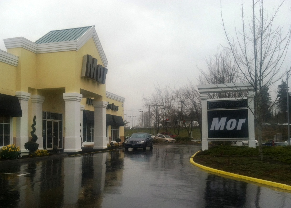 mor furniture lynnwood former ethan allen reopens as mor furniture 12659