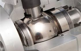 Trunnion Esféricas