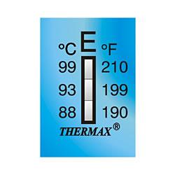 cintas de medicion de temperatura Thermax