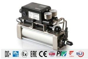 power genex powergenex SS cilindrico