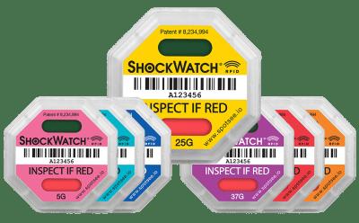 Sensores y Monitoreo de Impacto
