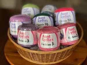Aunt Lydias Crochet Threads