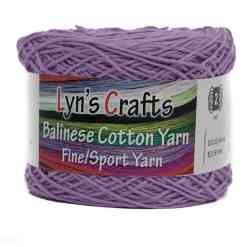 Lavender Sport Weight Yarn