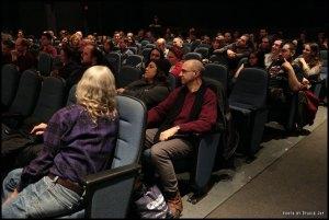 Pretty normal crowd at Cinekink 2015. Photo by Stacie Joy.