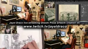 livestream jayel draco lynsey g
