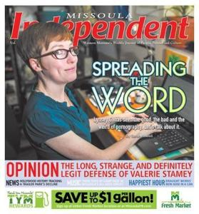 Hype - Lynsey G - Cover of Missoula Independent