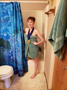 lynsey g gold medal shower