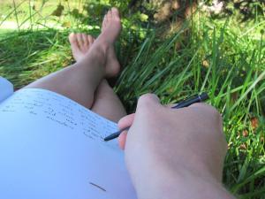 spring fever writing lynsey g