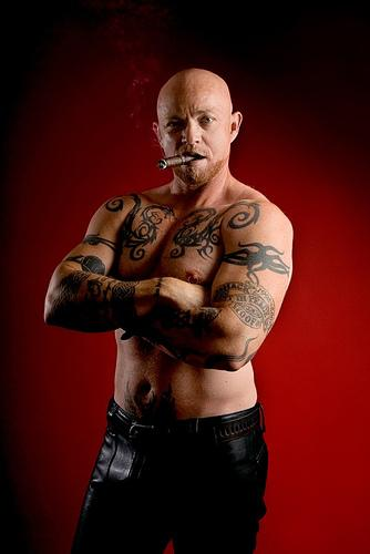 buck angel red background lynsey g whack magazine