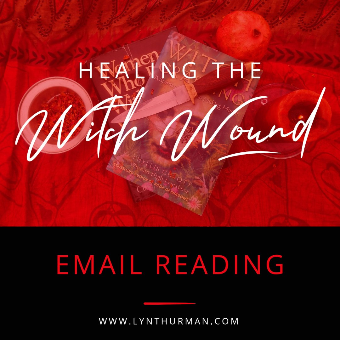 Healing the Witch Wound Reading