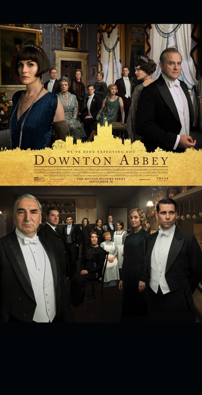 'Downton Abbey' Crosses The Atlantic For The American Big Screen