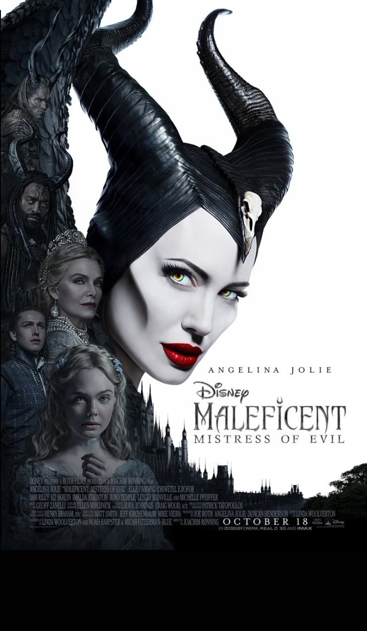 'Maleficent: Mistress of Evil': Angelina Jolie is Back in Anti-Hero Sequel