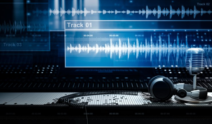 How will 5G Technology and Ultra High Resolution Audio Quality affect Music Production?