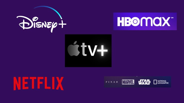 The Streaming Wars are about to Erupt and TV will never be the same again