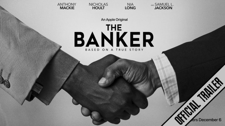 Trailer for Apple Original Film 'The Banker' just released: hits Theaters first, then AppleTV+