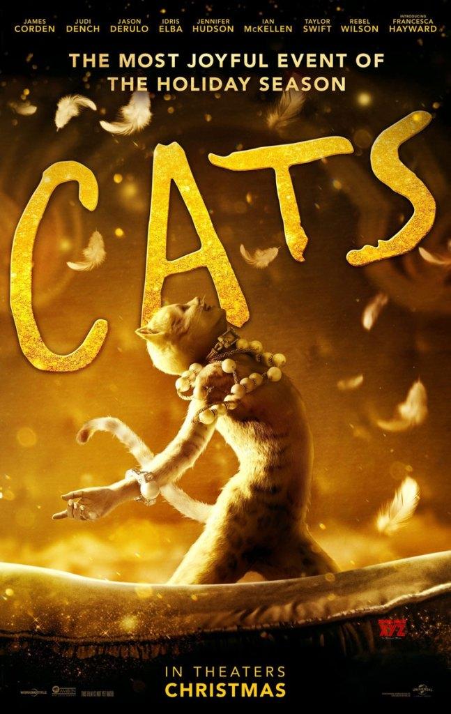 Cats: Taylor Swift, Idris Elba, Judi Dench inspire Piling On across the Twitter-verse