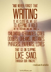 writing quote 4