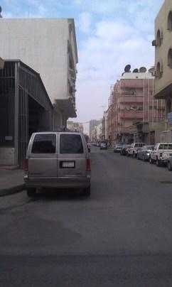 streets of Al-Khobar